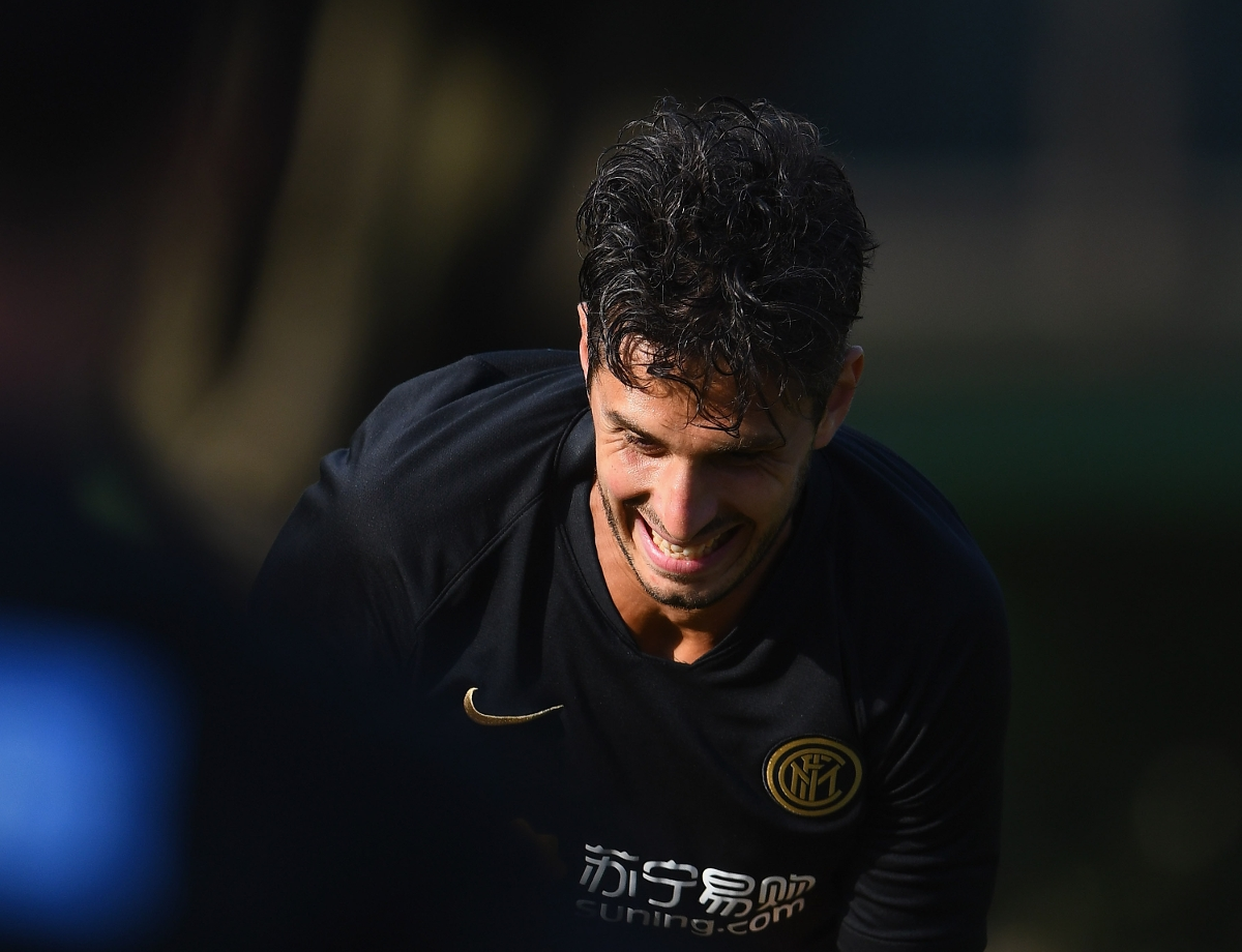 """Ranocchia: """"The true strength of this team is the group"""""""