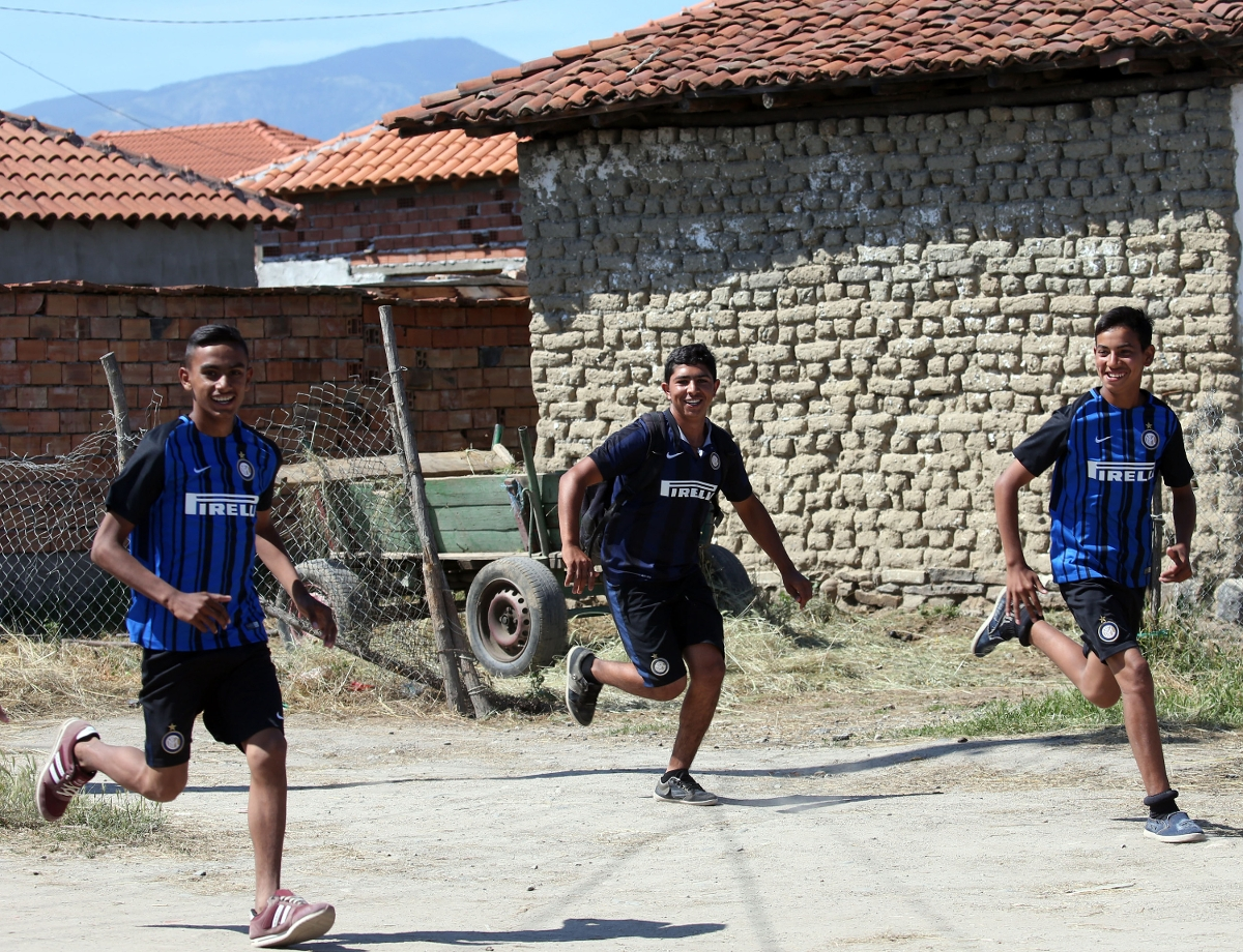 The summer on the pitches of Inter Campus Bulgaria