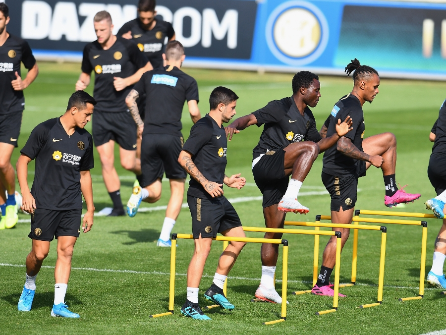 Tactics and a practice match with Inter vs. Udinese fast approaching
