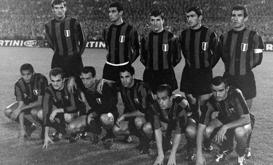 1965: l'Inter conquista la sua seconda coppa Intercontinentale